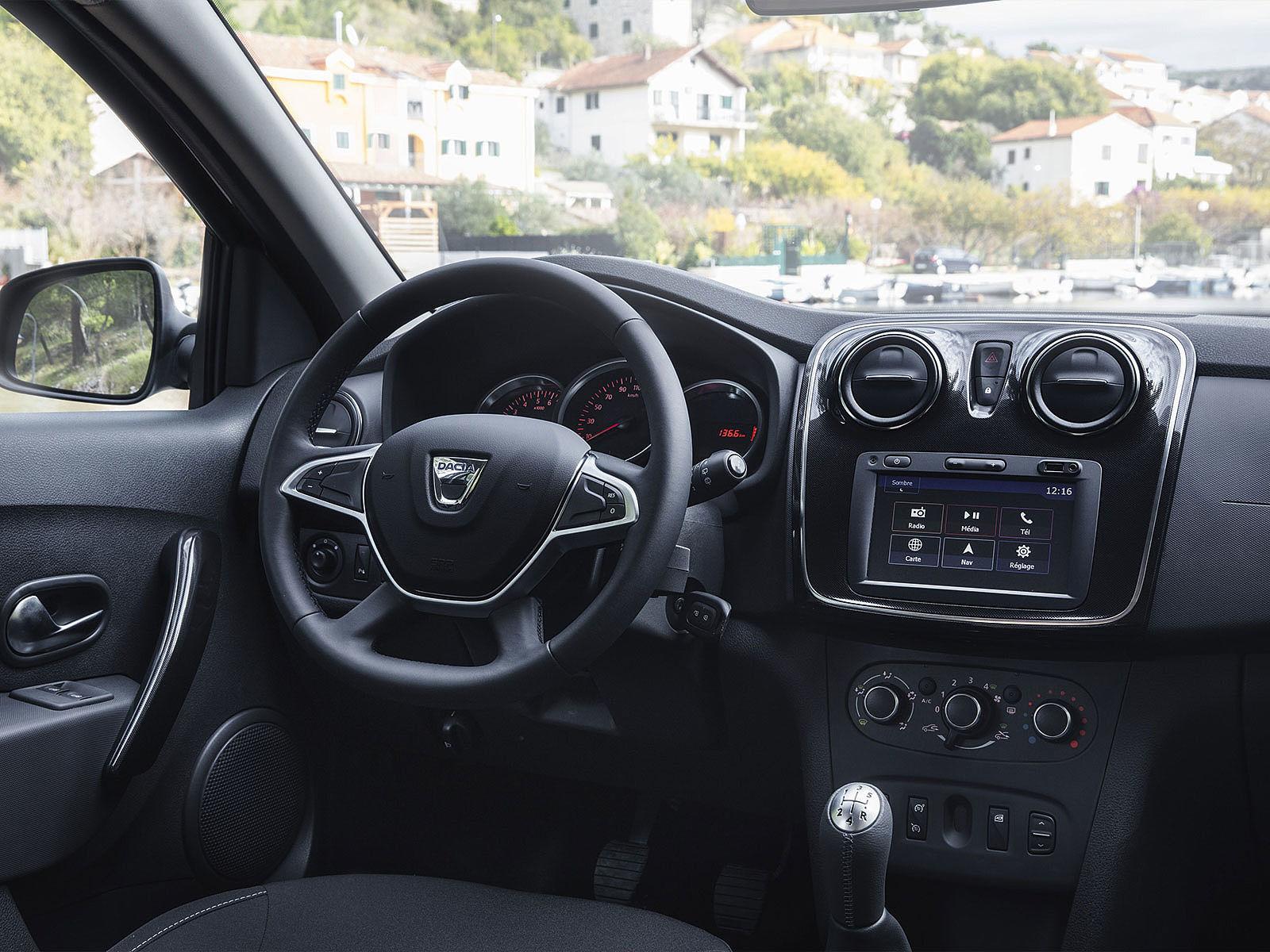 Dacia entdecken