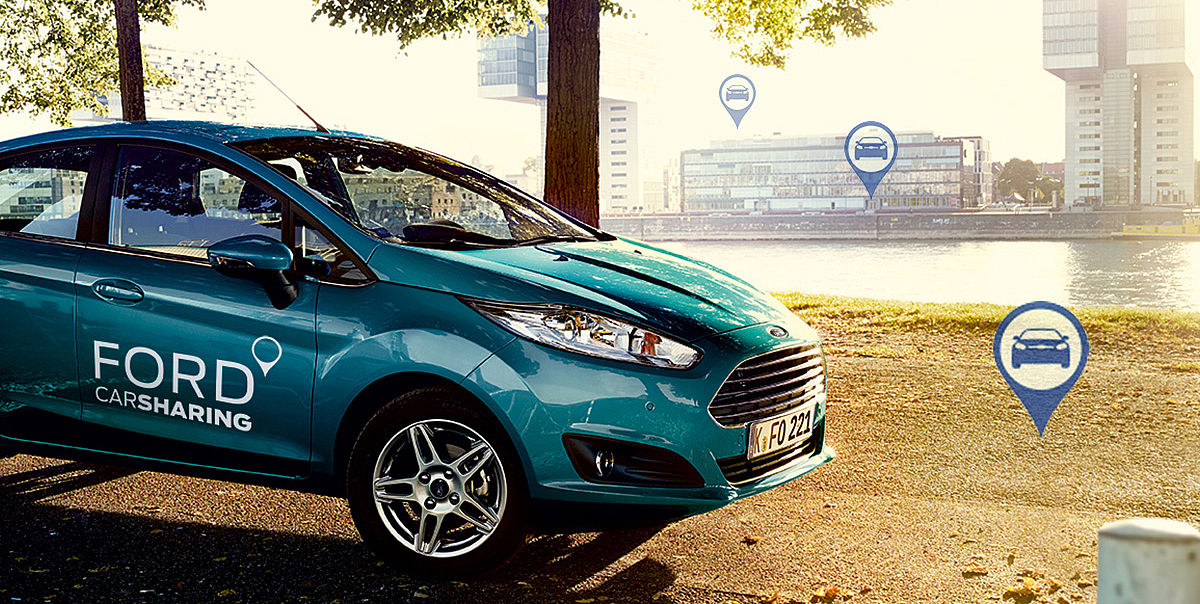 Ford Fiesta CarSharing