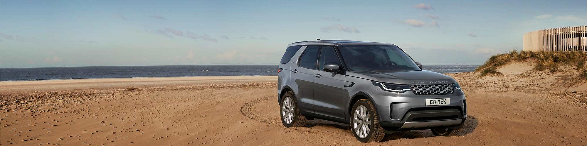 Der Land Rover Discovery