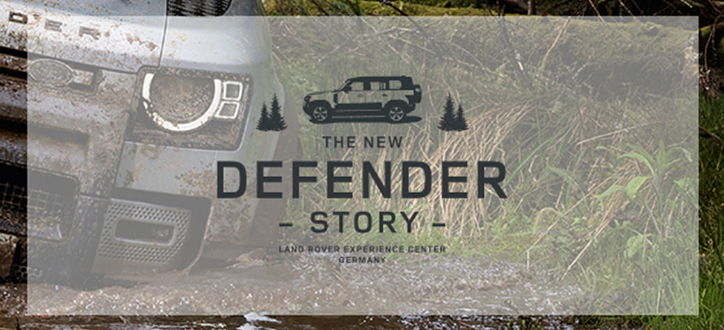 Newsbild Land Rover Defender Digitaler Launch