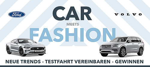 Car meets Fashion