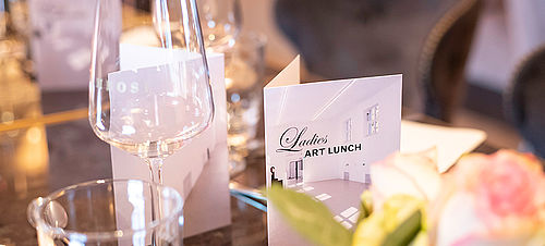 Ladies Art Lunch 2020 Titelbild