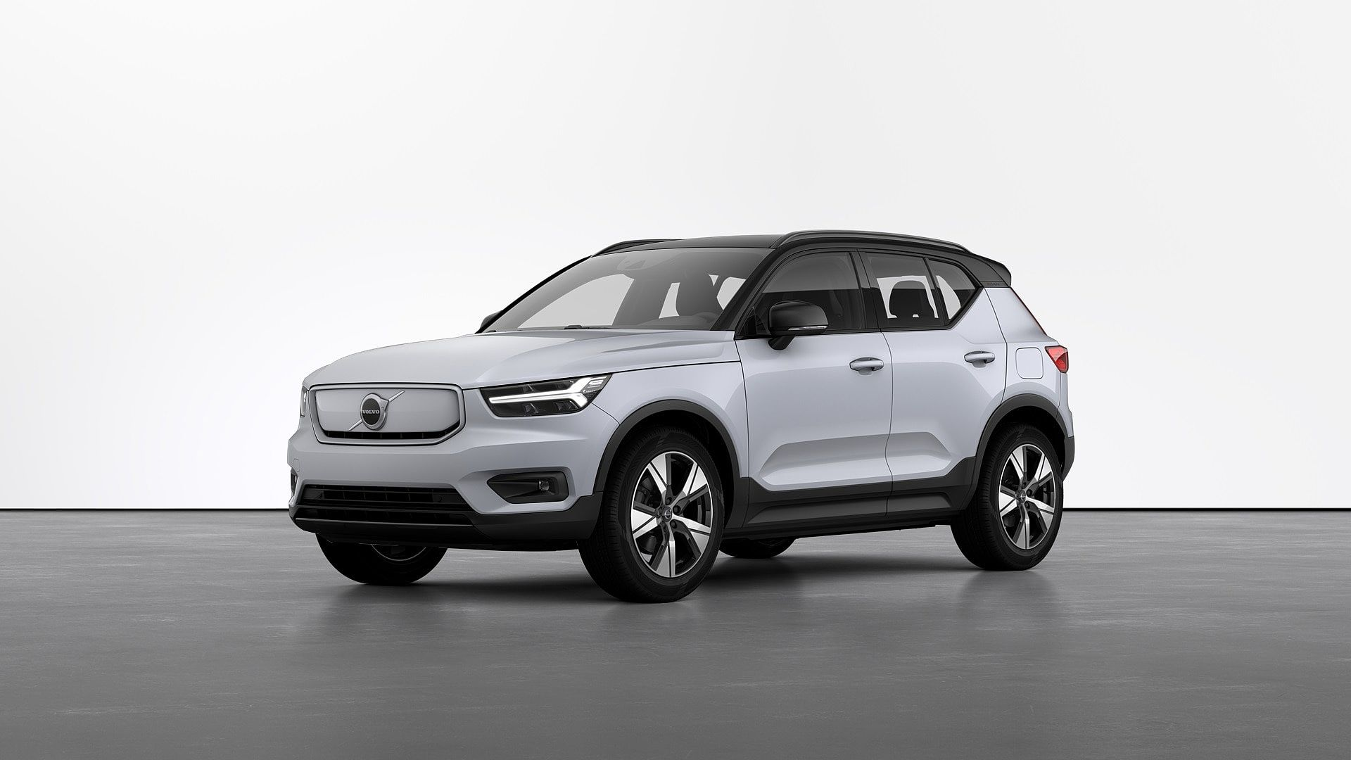 Volvo XC40 Recharge Pure Electric Seitenansicht