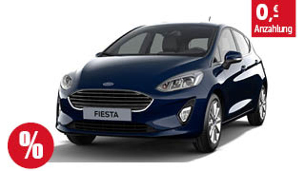Ford Fiesta Privat Leasing Angebot