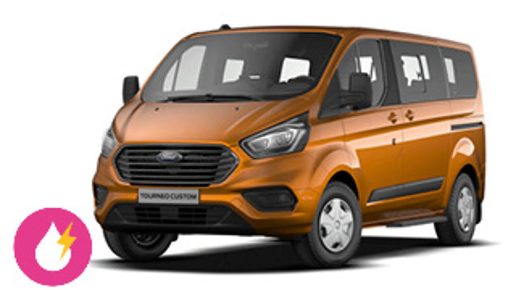 Ford Tourneo Custom Mild-Hybrid
