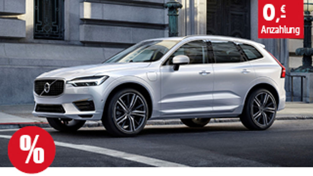 Volvo XC60 Privat Leasing