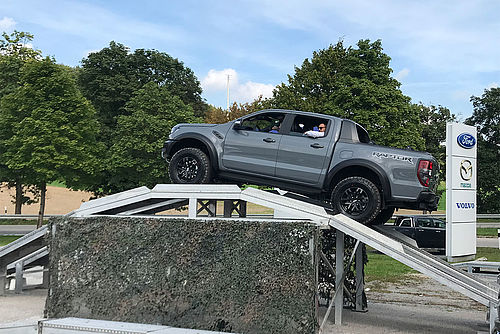 Autohaus Kirchseeon Offroad Experience