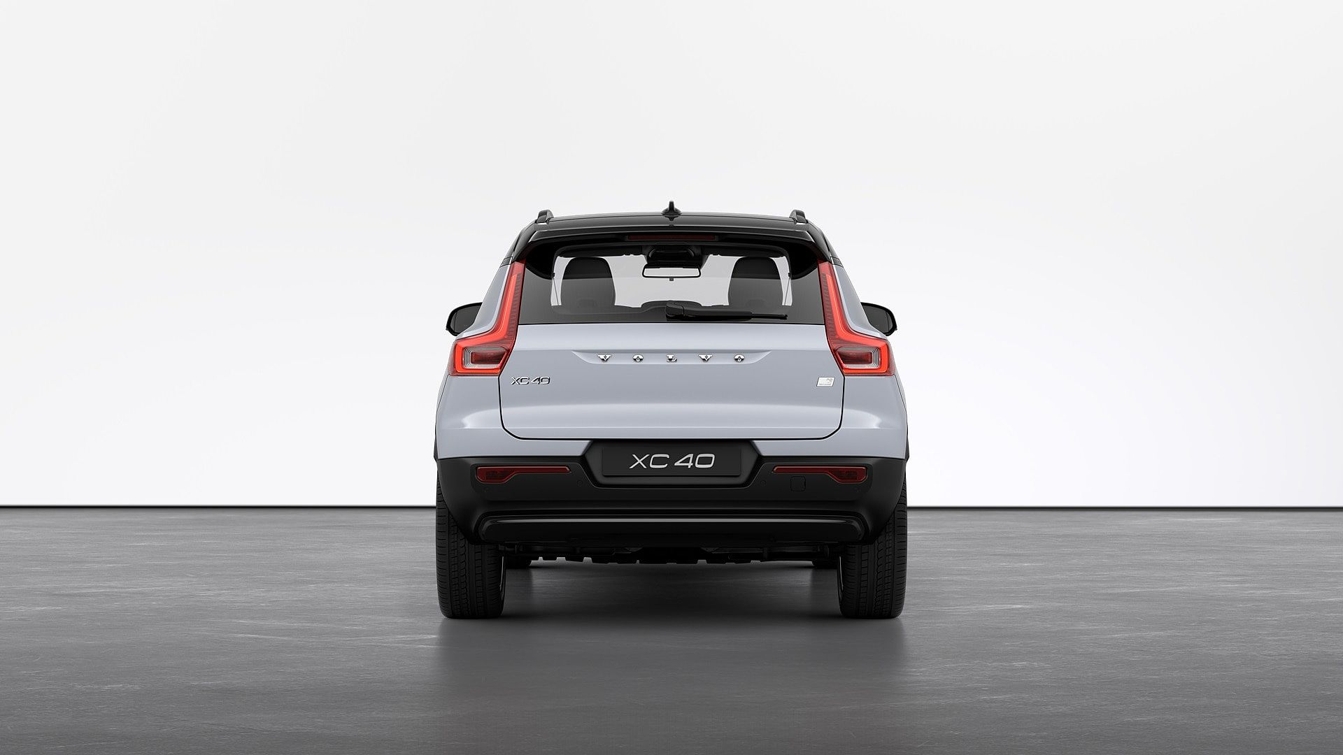 Volvo XC40 Recharge Pure Electric Heck