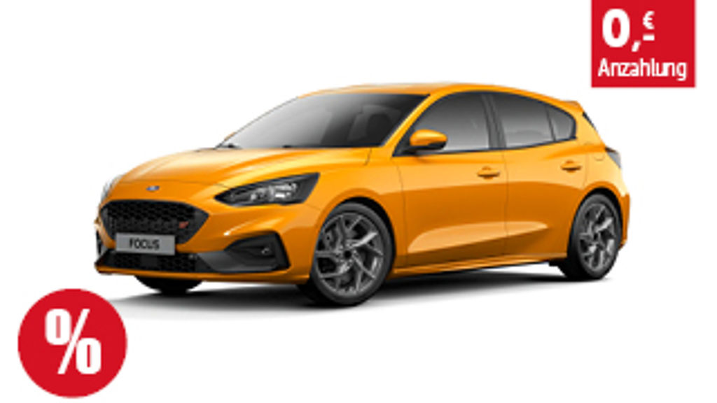Ford Focus Active Privat Leasing Angebot