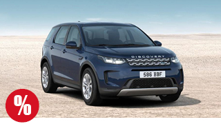 Land Rover Discovery Sport Gewerbe Leasing Angebot