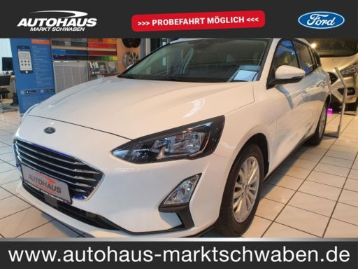 Ford Focus  2.0 EcoBlue CoolConnect SS EURO 6d-TEMP