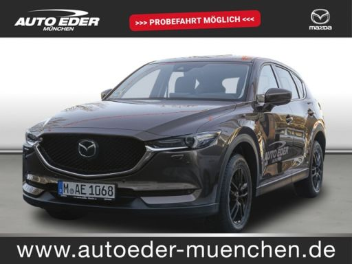 Mazda CX-5  2.2 SKYACTIV-D 184 Sports-Line AWD Autom. Led