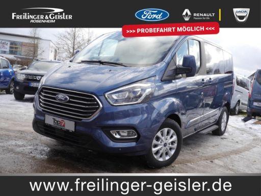 Ford Tourneo  Custom 2.0 TDCi 320 L1 Tiianium EURO 6d-TE