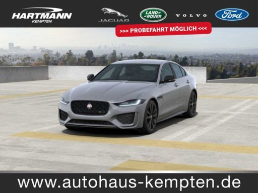 Jaguar XE  D200 AWD R-Dynamic Black