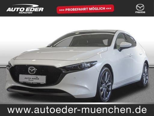 Mazda 3  SKYACTIV-X M-Hybrid Selection EURO 6d ACT, DES,