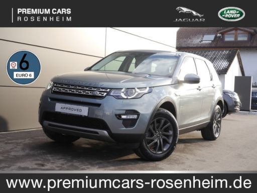 Land Rover Discovery  Sport 2.0 TD4 HSE DAB+/Navi/AHK