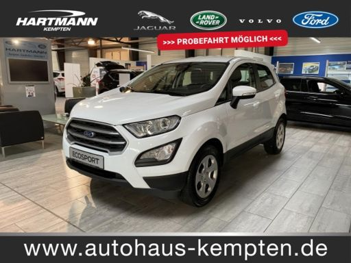 Ford EcoSport  1,0l EcoBoost 74kW/100PS