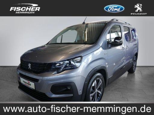 Peugeot Rifter  Blue HDI 130 L2 EAT8 GT-line 7-Sitzer