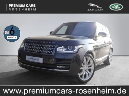 Land Rover Range Rover  4.4 SDV8 Vogue DAB+/AHK/PDC