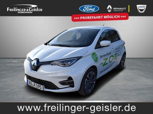 Renault ZOE  Intens zzgl. Batteriemiete R135 ZE50