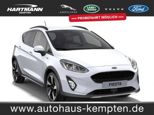 Ford Fiesta  1.0 EcoBoost Active