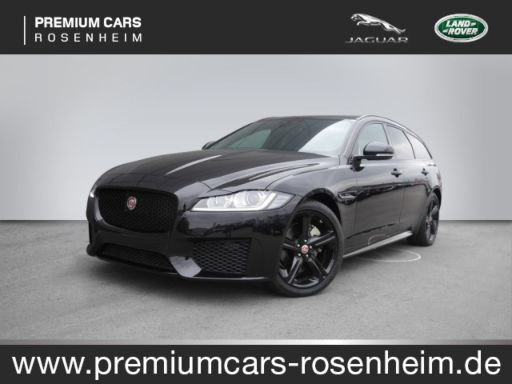 Jaguar XF  20d Chequered Flag AWD Panorama/Keyless/Black-P