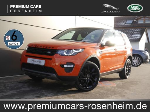 Land Rover Discovery  Sport 2.0 TD4 HSE DAB+/Navi/AHK/Panorama