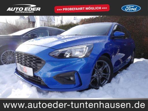 Ford Focus  1.0 EcoBoost ST-Line StartStopp EURO 6d-TEMP