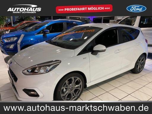 Ford Fiesta  1.0 EcoBoost Hybrid ST- Line StartStopp EUR