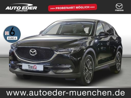 Mazda CX-5  2.0 SKYACTIV-G 160 Sports-Line AWD