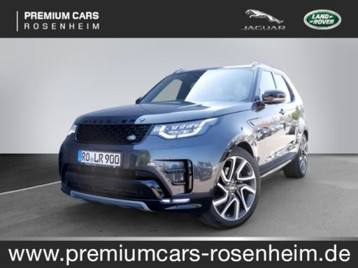 Land Rover Discovery  5 3.0 SDV6 HSE 7-Sitz/ACC/Standh./AHK