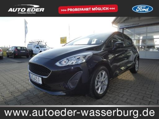 Ford Fiesta  1.0 EcoBoost COOLCONNECT