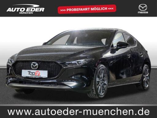 Mazda 3  SKYACTIV-X M-Hybrid Selection Automatik