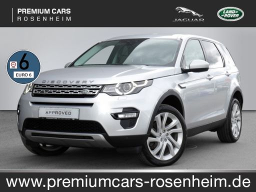 Land Rover Discovery  Sport HSE 2.0 SD4 AWD  AHK/Winterpaket
