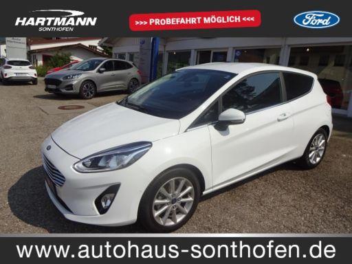 Ford Fiesta  1.0 EcoBoost Titanium StartStopp EURO 6d-TE