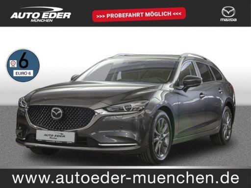 Mazda 6  Exclusive-Line