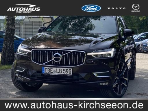 Volvo XC Modelle XC 60 B4 Benzin 2WD Inscription Mild-Hybrid 2WD EU