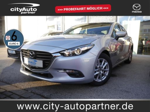 Mazda 3  2.0 SKYACTIV-G 120 BM Center-Line