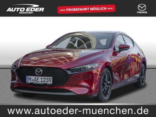 Mazda 3  SKYACTIV-X M-Hybrid Selection EURO 6d AUTOMATIK