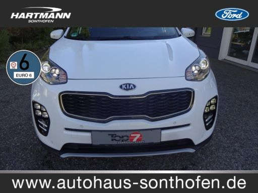 Kia Sportage  1.6 T-GDI GT Line 4WD