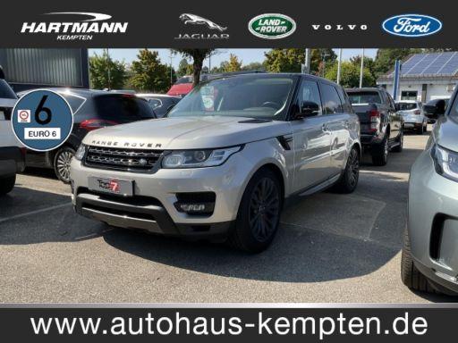 Land Rover Range Rover  Sport 4.4 SDV8 FAP HSE Dynamic EURO 6
