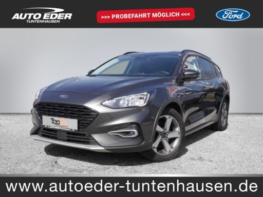 Ford Focus  1.0 EcoBoost Active EURO 6d-Temp