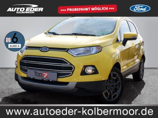 Ford EcoSport  1.5 Ti-VCT Titanium EURO 6