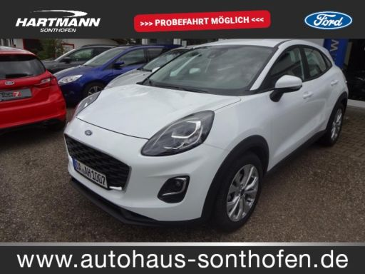 Ford Puma  1.0 EcoBoost CoolConnect SS EURO 6d