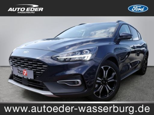 Ford Focus  1.0 EcoBoost Mild-Hybrid Active SS EURO 6d