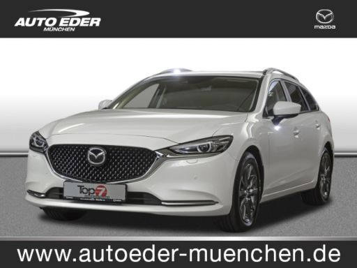 Mazda 6  2.2 CD SKYACTIV-D 150 Exclusive-Line EURO 6d-TEM