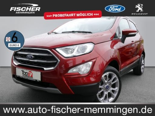 Ford EcoSport  1.0 EcoBoost Titanium StartStopp