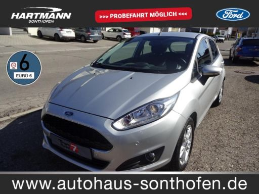 Ford Fiesta  1.0 EcoBoost Celebration 5-trg. 100 PS
