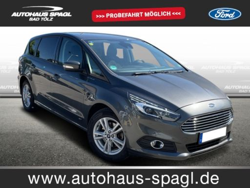 Ford S-MAX  2.0 TDCi Business AWD StartStopp