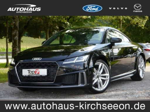 Audi TT  40 2.0 TFSI Coupé EURO 6d-TEMP